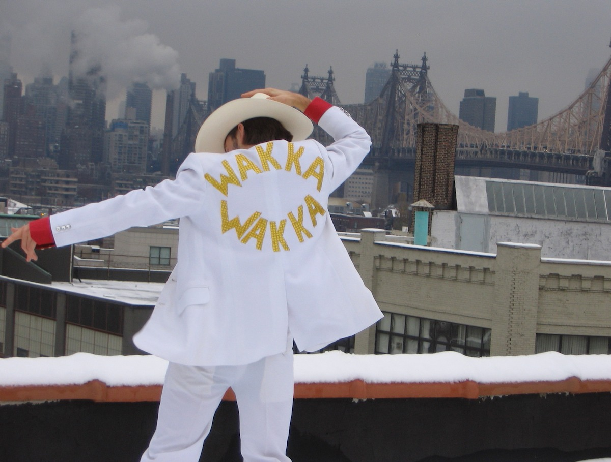 Wakka On Top of the World