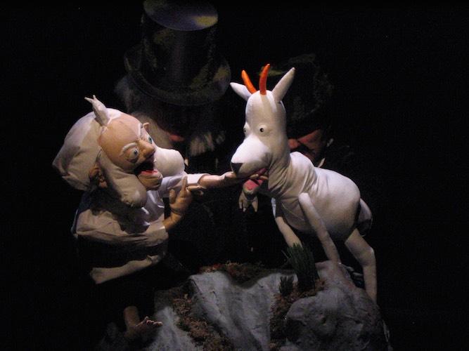 Wakka Wakka - The Death of Little Ibsen - Goat