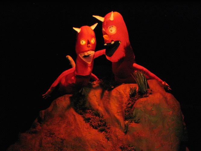 Wakka Wakka - The Death of Little Ibsen - Devils