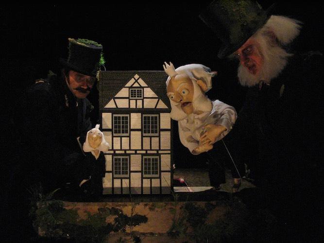 Wakka Wakka - The Death of Little Ibsen - Dolls House
